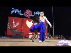 Angelines Gomez (Factory Dancers) Actuacion Jesus y Natalia Campanario 1...