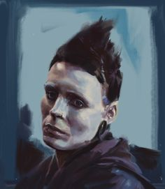 Lisbeth Flying Dutchman, Freelance Illustrator, New Work, Illustration, Artwork, Behance, Painting, Fictional Characters, Image