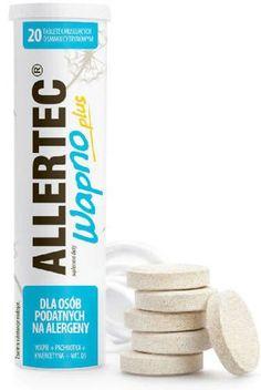 Allertec Lime plus x 20 effervescent tablets, dust mite allergy