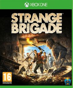 Upcoming High Defination games for pro Strange Brigade Xbox One Games, Ps4 Games, Playstation, Video Games, Movie Posters, Games, Videogames, Film Poster, Popcorn Posters