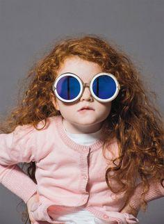 Karen Walker's Forever Campaign Fashion Kids, Karen Walker Sunglasses, Cute Sunglasses, Sunnies, Sunglasses Outlet, Oakley Sunglasses, Circle Sunglasses, Reflective Sunglasses, Summer Sunglasses