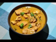 Highway Chicken Curry - YouTube