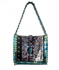 Proenza Schouler Square Tambourine Bag, $ 4,695, available at Proenza Schouler.