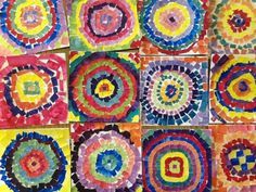 kandinsky circles template - Google Search More