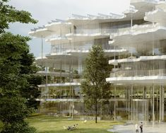 Baukunst . Bruther Bruther Architecture, Studios Architecture, Zurich, Ecology, Pavilion, Fountain, Contemporary Art, Centre, Exterior