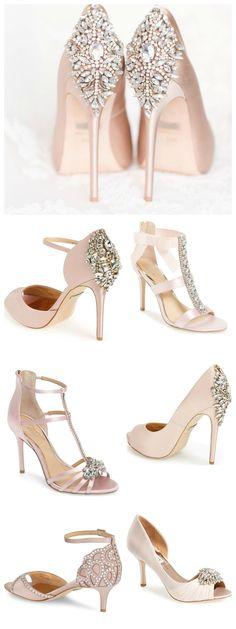 Graceful Elegant Wedding Shoe Inspiration https://bridalore.com/2017/08/14/elegant-wedding-shoe-inspiration/