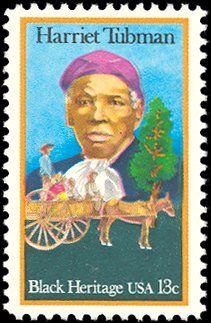 Harriet Tubman, February 1, 1978