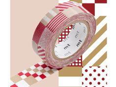 "MT Masking tape ""Mix Red"""