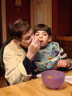 A thank-you note to my mom for teaching me how to be a special needs mom