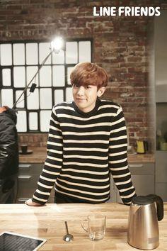 Park ChanYeol #exo next door