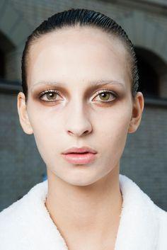 Alexander McQueen Spring 2015 Ready-to-Wear