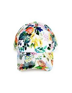 found this via @myer_mystore Seafolly Australia, Summer Is Coming, Beach Accessories, Visors, Hats For Women, Baseball Hats, Cap, Colours, Floral