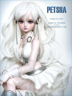 Dream of Doll bjd my goal...someday!