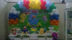 Smile festas - galinha pintadinha 5