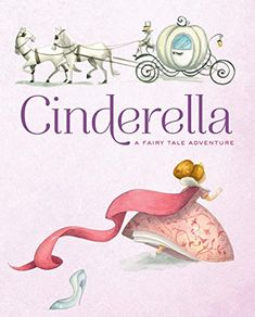 Cinderella: A Fairy Tale Adventure (Fairy Tale Adventures) by Francesca Rossi http://www.amazon.com/dp/1454915080/ref=cm_sw_r_pi_dp_V2nHvb112YVTP