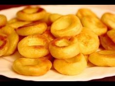 Польские картофельные клецки - YouTube