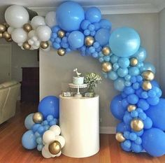 124 Best Baby Shower Balloon Decor Images In 2019 Globe Decor
