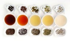 The 5 Best Teas for Weight Loss | Eat This, Not That --- 1. Green Tea 2. Oolong Tea 3. Mint Tea 4. White Tea 4. Red Tea