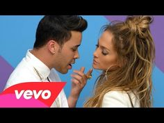 ▶ Prince Royce - Back It Up (Official Video) ft. Jennifer Lopez, Pitbull - YouTube
