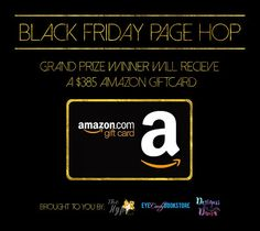 Author Scarlet Wolfe: Black Friday Weekend Page Hop!