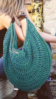 Free Crochet Bag, Mode Crochet, Crochet Market Bag, Crochet Tote, Crochet Handbags, Crochet Purses, Crochet Crafts, Plastic Bag Crochet, Diy Crafts