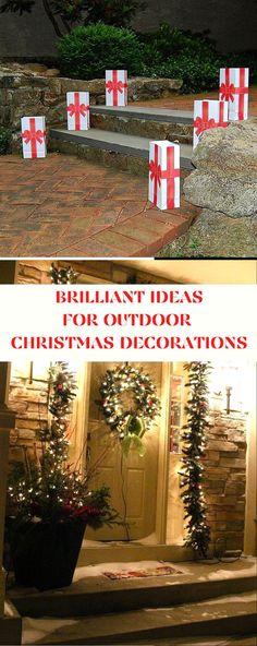 Best Outdoor Christmas Decoratıon Ideas 2020 #christmasdecor