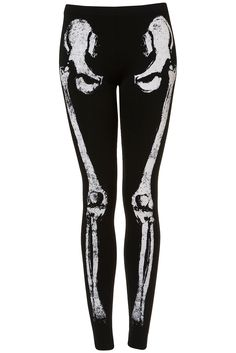 skeleton splashed with silver studs, Topshop