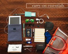 Ten Essentials to Pack in your Hand Luggage
