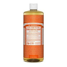 Dr. Bronner Castile Liquid Soap - Tea Tree 946ml + Free Post #OilySkinDiy Pure Castile Soap, Layers Of Skin, Wash Your Face, Liquid Soap, Beauty Industry, Fair Skin, Tea Tree, Oily Skin, Healthy Skin