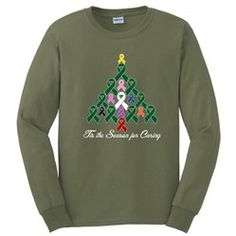 #ThisWear                 #ApparelTops              #Christmas #Tree #Cancer…