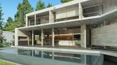 Gio House by Besonias Almeida #arquitectos