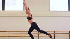 Nézd meg, milyen gyakorlatokkal tartják magukat formában a New York City Ballet balerinái!