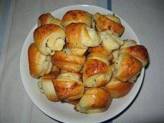 Bryndzové mini rožteky Pretzel Bites, Bread, Food, Basket, Brot, Essen, Baking, Meals, Breads