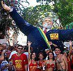 O Lula, como bom pernambucano, não podia faltar.