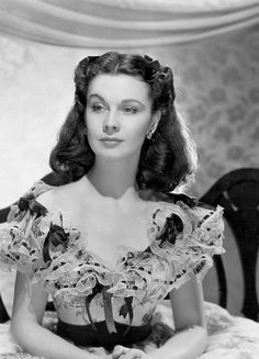 Vivien Leigh in Gone with the Wind(1939)
