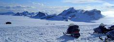 Langjokull Glacier 朗格冰川