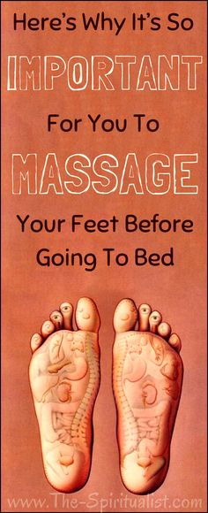Feet Massage Before Sleep? Feet Massage Before Sleep? Natural Health Remedies, Natural Cures, Natural Healing, Herbal Remedies, Natural Treatments, Holistic Healing, Natural Beauty, Holistic Medicine, Massage