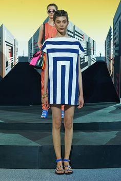 Sfilata Kenzo New York - Pre-collezioni Primavera Estate 2015 - Vogue