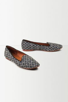 Maison Scotch Jacquard Loafers - anthropologie.eu #Anthrofave #Anthrofaves
