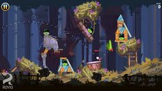 Angry Birds Star Wars // JOIN THE ANGRY BIRDS IN THEIR BIGGEST ADVENTURE YET! A long time ago in a galaxy far, far away... a group of desperate rebel birds faced of...