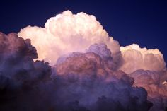 Thunderhead Two by Rade-DB on DeviantArt 2560x1440 Wallpaper, Pretty Sky, Sky Aesthetic, Sky And Clouds, Computer Wallpaper, Aesthetic Pictures, Cute Wallpapers, Aesthetic Wallpapers, Art Photography