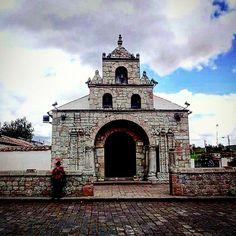1era iglesia del Ecuador, La Balbanera, Colta, prov. Del Chimborazo.