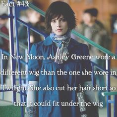 ~ Can't wait to see Mockingjay part 2. I'm as excited as Alice. {#twilightsaga#newmoon#alicecullen#ashleygreene#twifact43}
