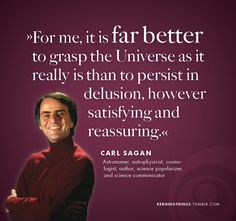 Carl Sagan quote from the book The Demon-Haunted World.