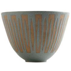 Clyde Burt Ceramic Bowl