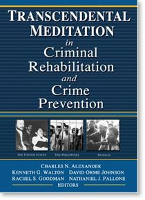 TM in Criminal Rehabilitation~  I have practiced TM since 1970 and believe that it  has a benefit that can change anyones life. What is the Transcendental Meditation (TM)   technique? It is a simple, natural, effortless   procedure practiced 20 minutes twice each day  while sitting comfortably with the eyes closed.  It's not a religion, philosophy, or lifestyle. It's  the most widely practiced, most researched,  and most effective method of self-development.