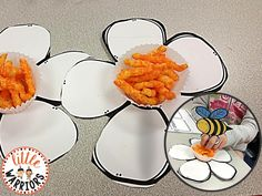Cheeto Pollination Experiment - Little Warriors Plant Science, Science Fair, Science Lessons, Science For Kids, Science Ideas, Life Science, Plant Experiments, Animal Science, Earth Science