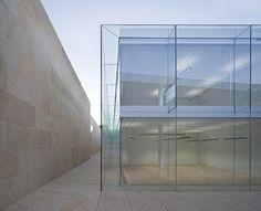 The Offices for Junta de Castilla y Leon by Estudio Arquitectura Campo Baeza
