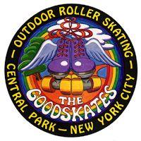 Sundays in Central Park.             Roller Disco, Bill Butler