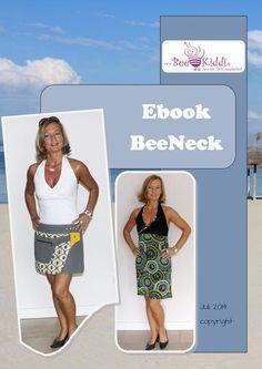 Ebook++BeeNeck+Gr.+32+-+Gr.+52+von+BeeKiddi+auf+DaWanda.com